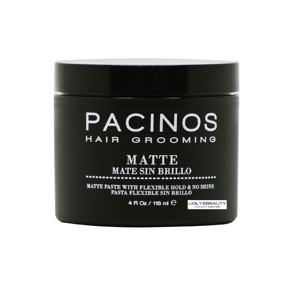 Pacinos Long Lasting Hair Grooming Matte Paste 4 fl oz 118ml