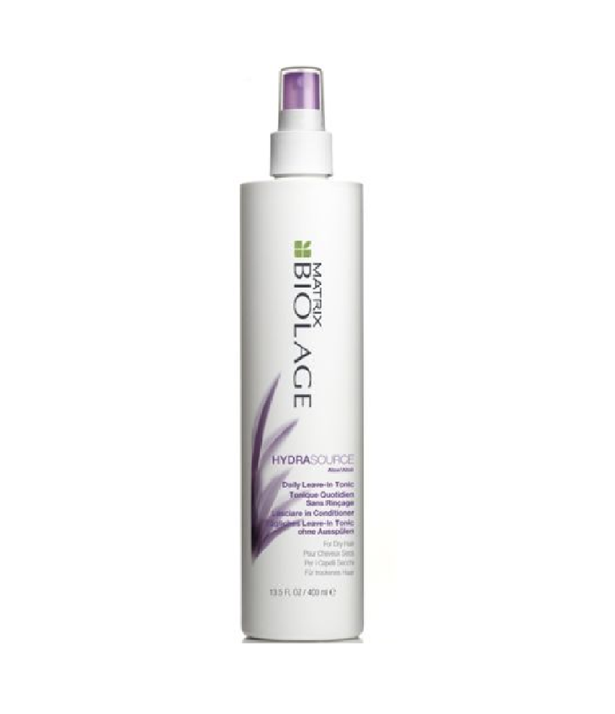 Matrix Biolage Hydrasource Daily Leave-In Tonic Moisturized Hair 3.5 oz