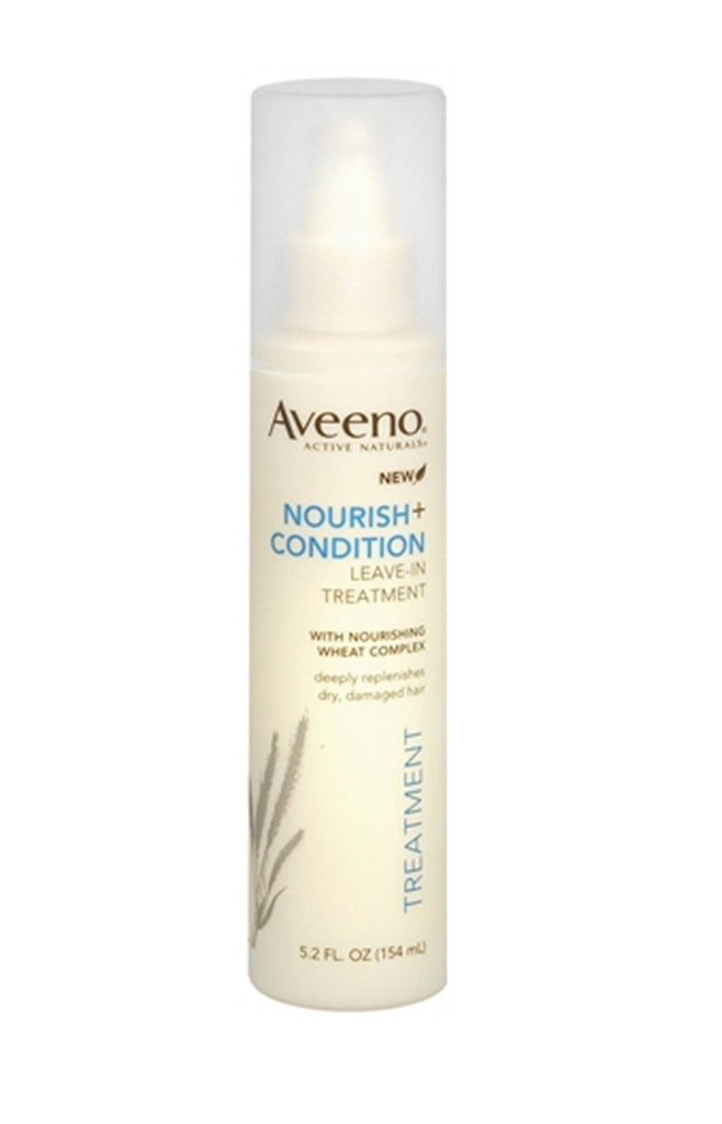 AVEENO Active Naturals Nourish Condition Leave-In Treatment 5.20oz