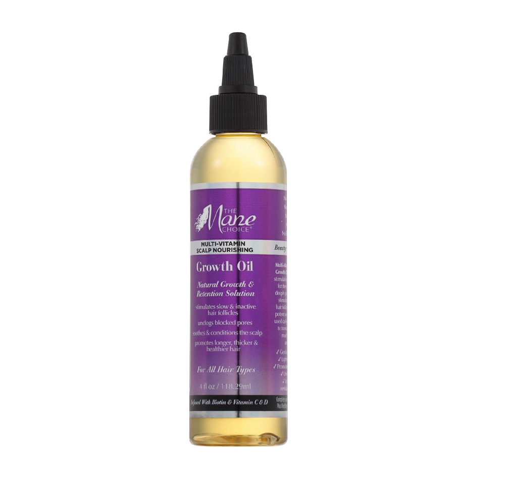 Multi-Vitamin Scalp Nourishing Hair Growth Oil 4oz
