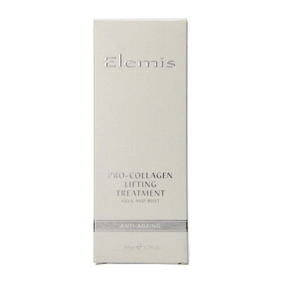 Elemis Pro-Collagen Lifting Treatment For Neck & Bust Womens Skincare 1.7oz