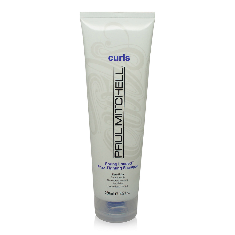 Paul Mitchell  Curls Spring Loaded Friss-Fighting Shampoo  8.5oz