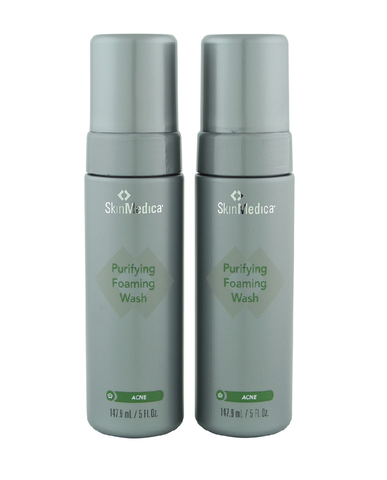 SkinMedica Purifying Foaming Wash 5 fl oz 2 ct
