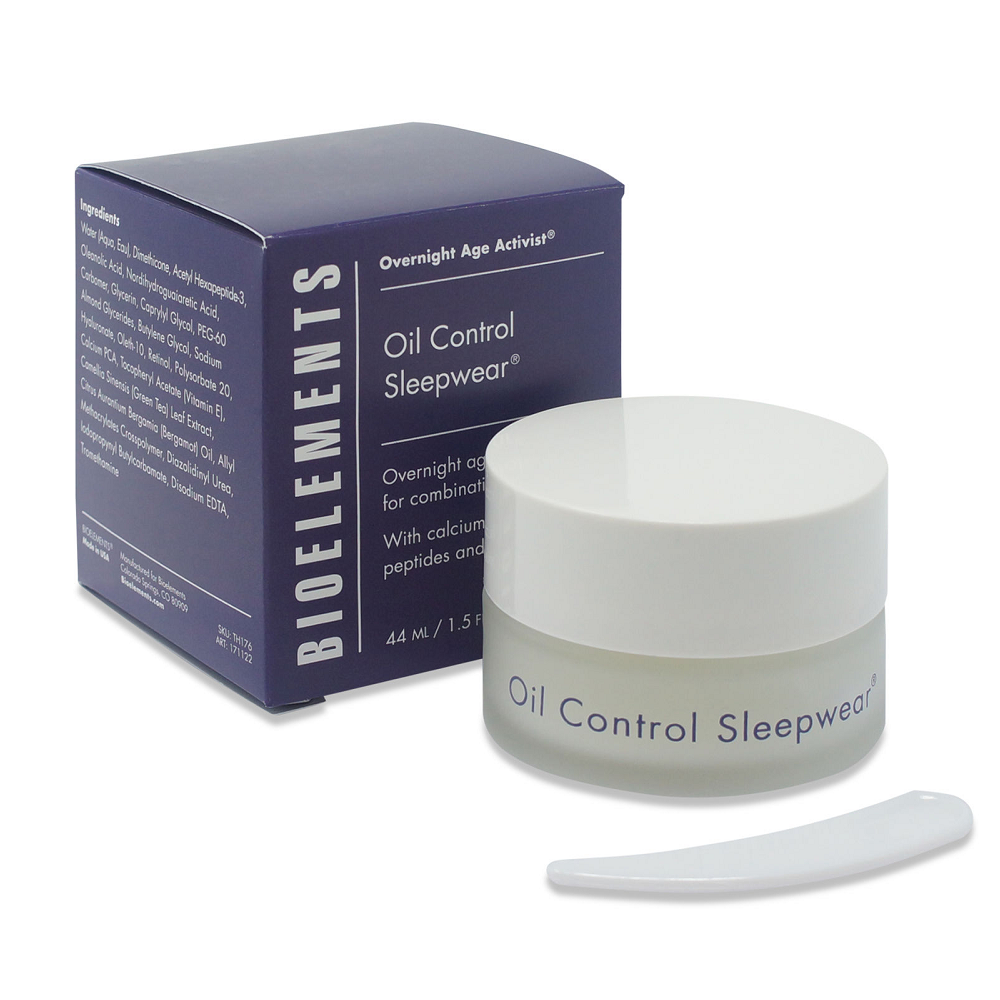 Bioelements Oil Control Sleepwear 1.5 Oz
