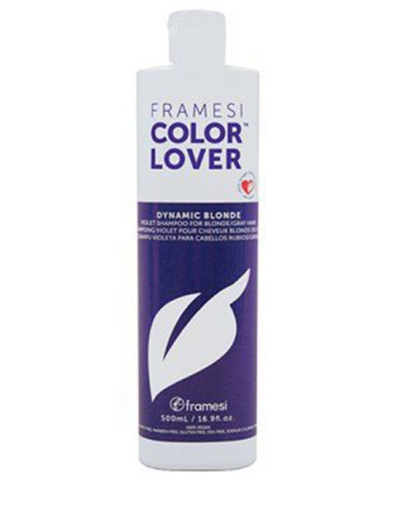 Framesi Color Lover Violet Shampoo 16.9 fl oz 500 ml