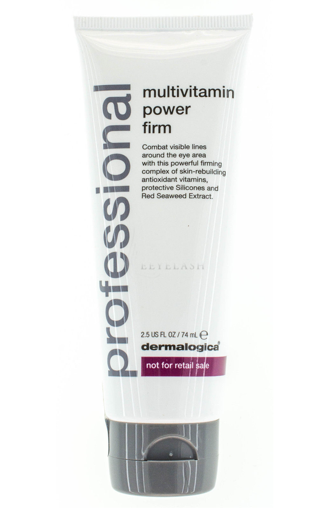 Dermalogica Multivitamin Power Firm Professional Size 2.5 oz 74mL
