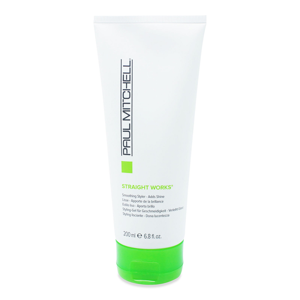 Paul Mitchell Straight Works Smoothing Style Gel 6.8 Oz