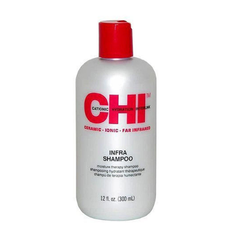 CHI Cationic Hydration Interlink Infra Shampoo-Moisture Therapy Shampoo 12oz