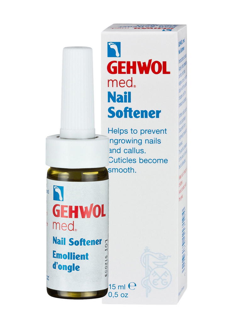 Easy Removal Gehwol Med Nail Softener  0.5 oz 15 ml