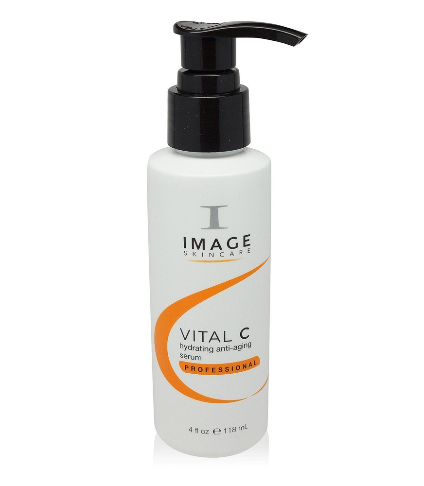 Image Skin Care Vital C Hydrating Anti Aging Professional Serum, 4 Ounce