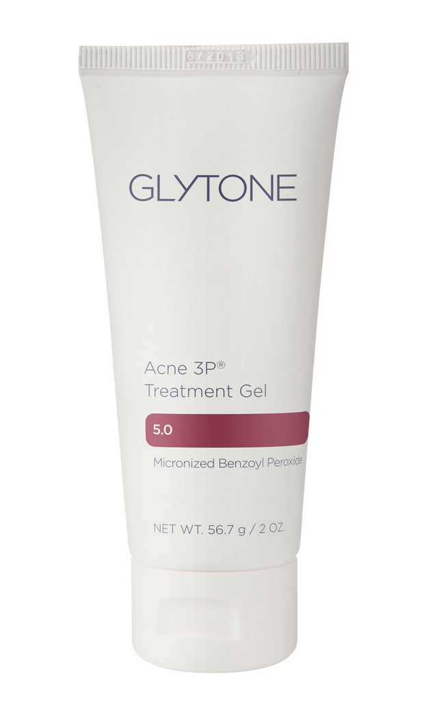 Glytone GL Acne 3P Treatment Gel  Sealed Fresh 2 oz 60 ml