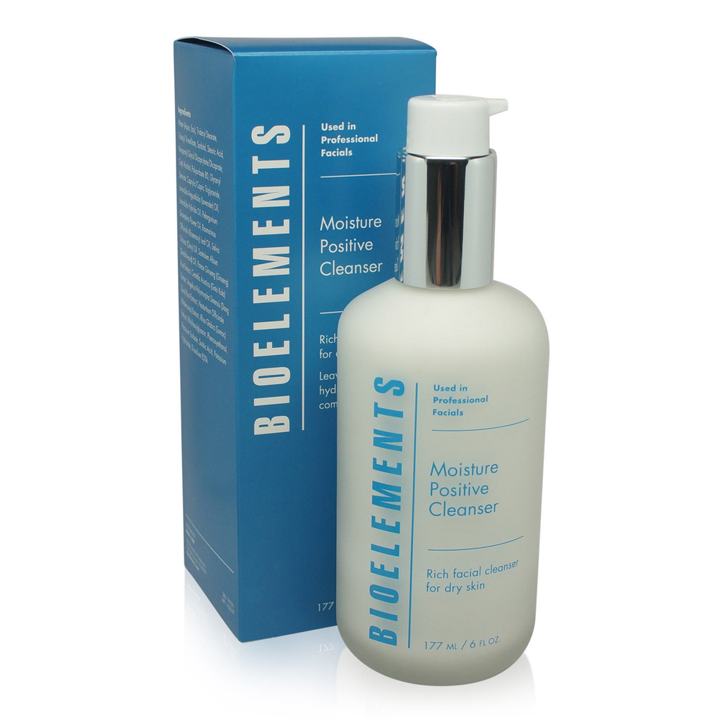 Bioelements Moisture Positive Cleanser for Dry Skin   6oz