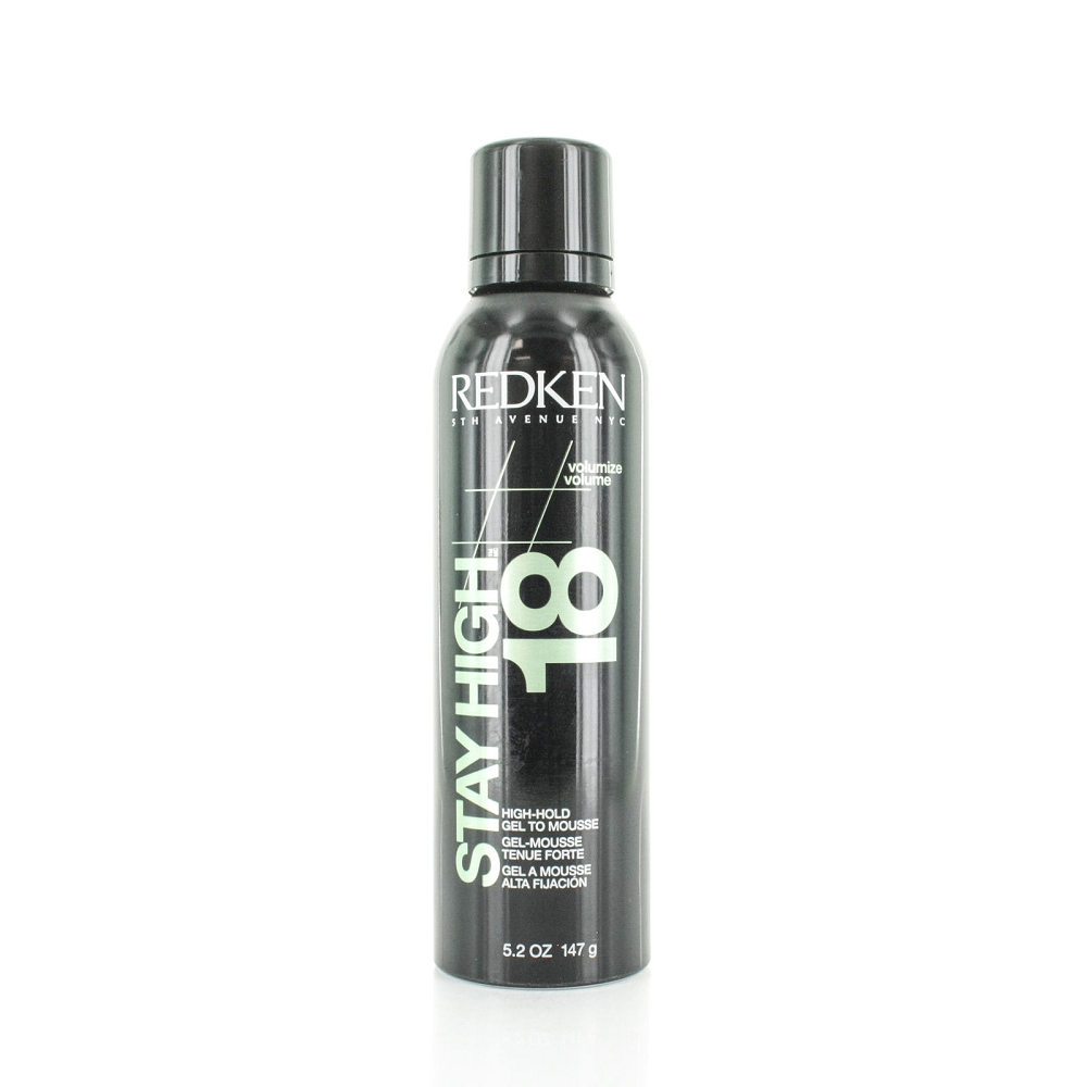 Redken Style Stay High 18 High Hold Gel to Mousse 5.2oz 147g
