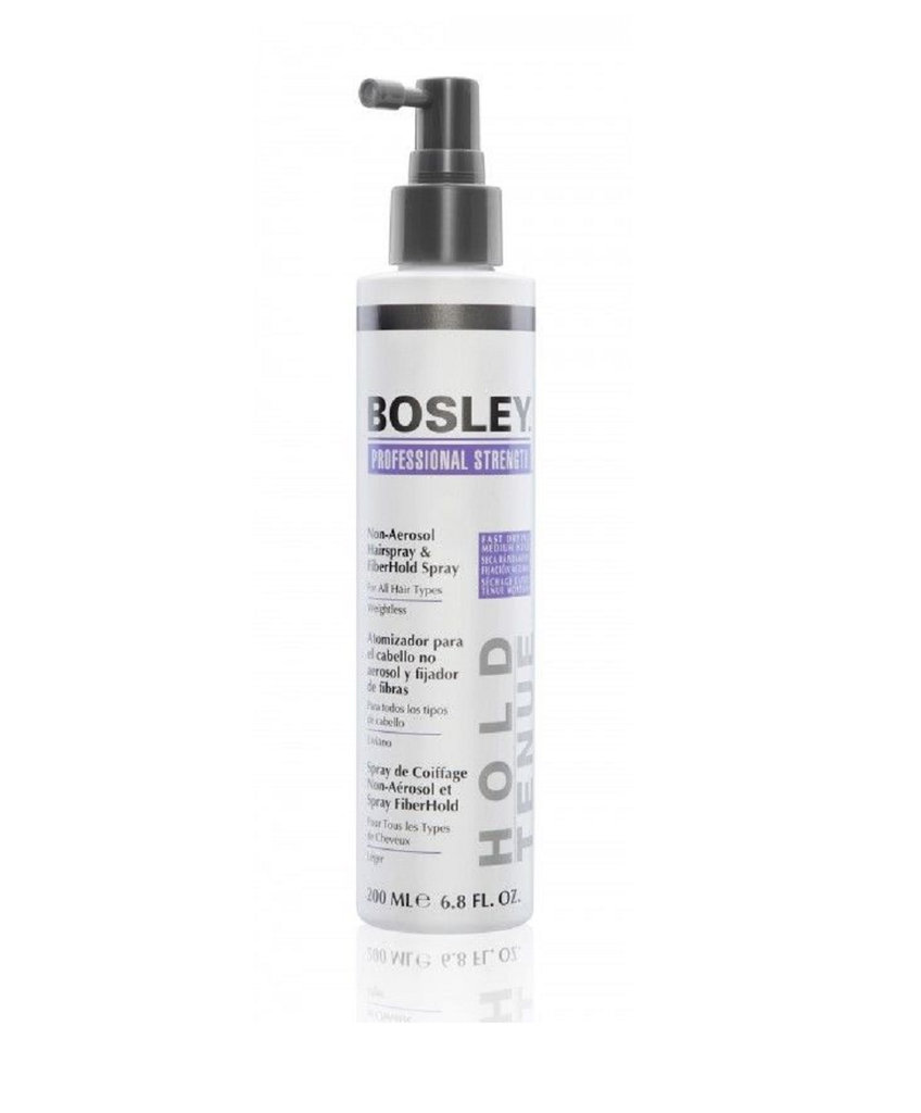 Bosley Non Aerosol Hairspray and Fiber Hold Spray 6.8 oz