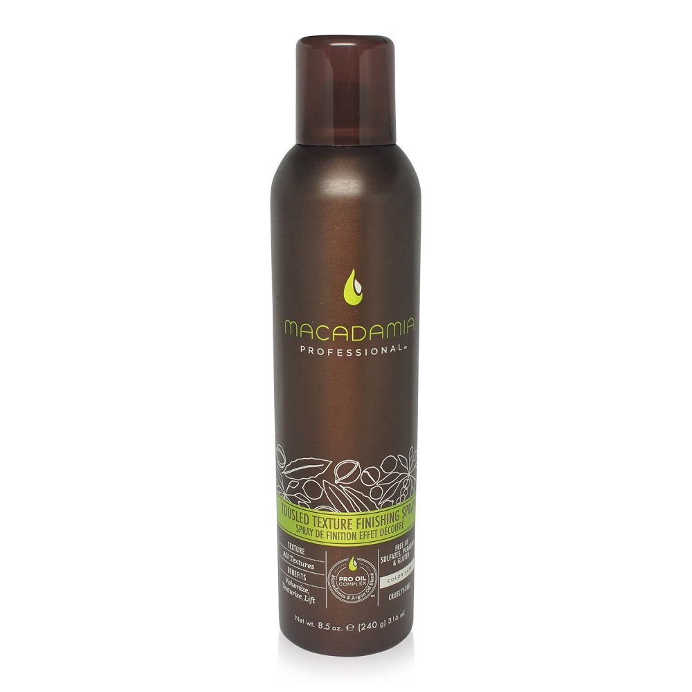 Macadamia Tousled Texture Finishing Spray 8.5 Oz