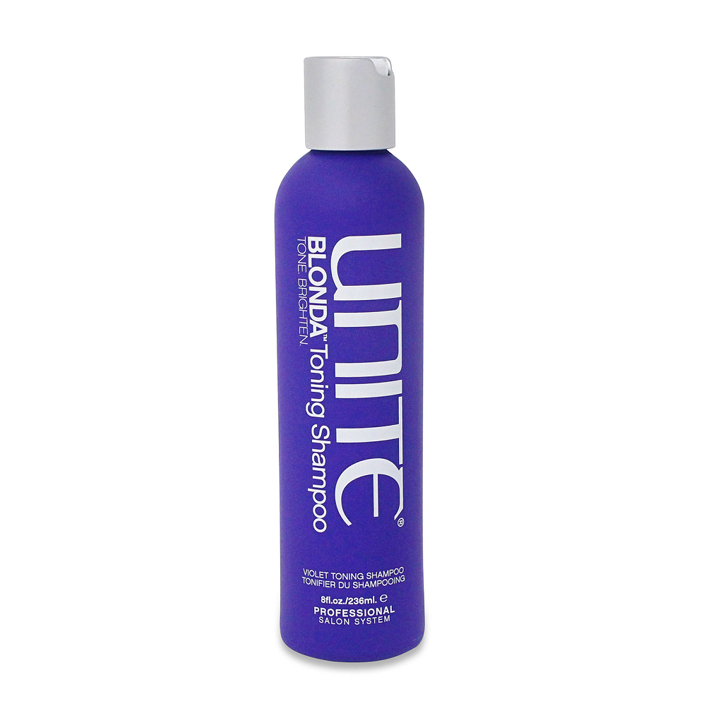 UNITE Hair Blonda Shampoo Tone Brighten 8 oz