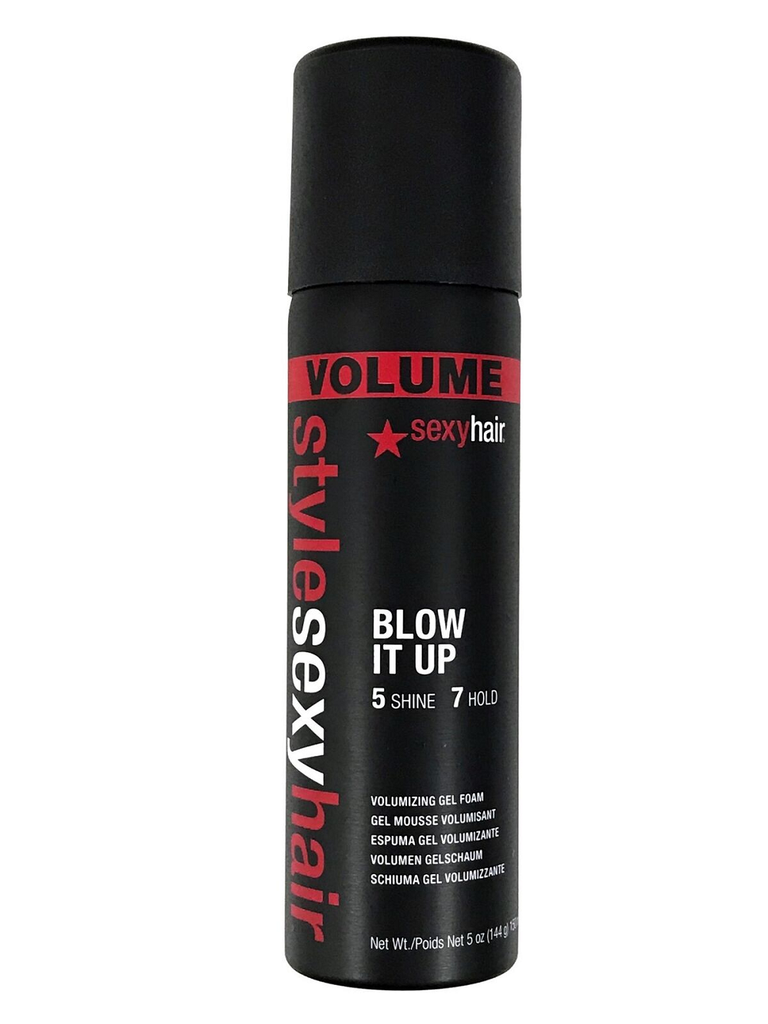 Style Sexy Hair Blow It Up Volumizing Gel Foam 5 oz