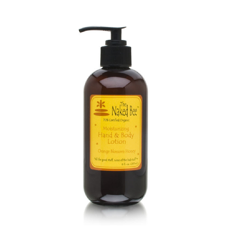 The Naked Bee Orange Blossom Honey Hand Body Lotion 237ml 8oz