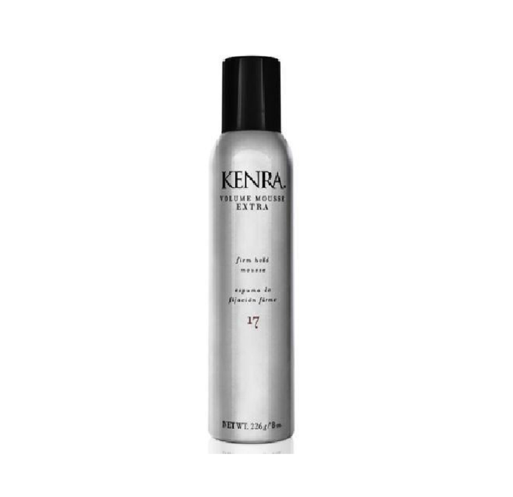 Kenra Volume Mousse Extra  Firm Hold Mousse 8 oz