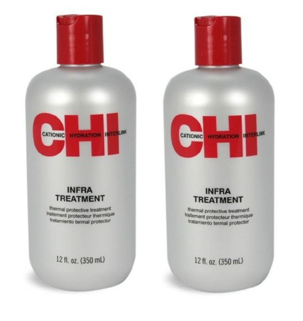 CHI Infra Treatment Thermal Protective Treatment 12 Fl Oz 2 Pack