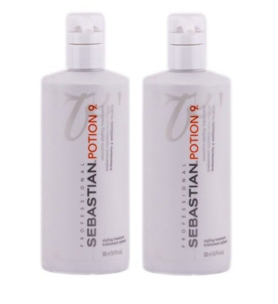 Sebastian Potion 9 Wearable Styling Treatment, 16.9 oz Pack of 2