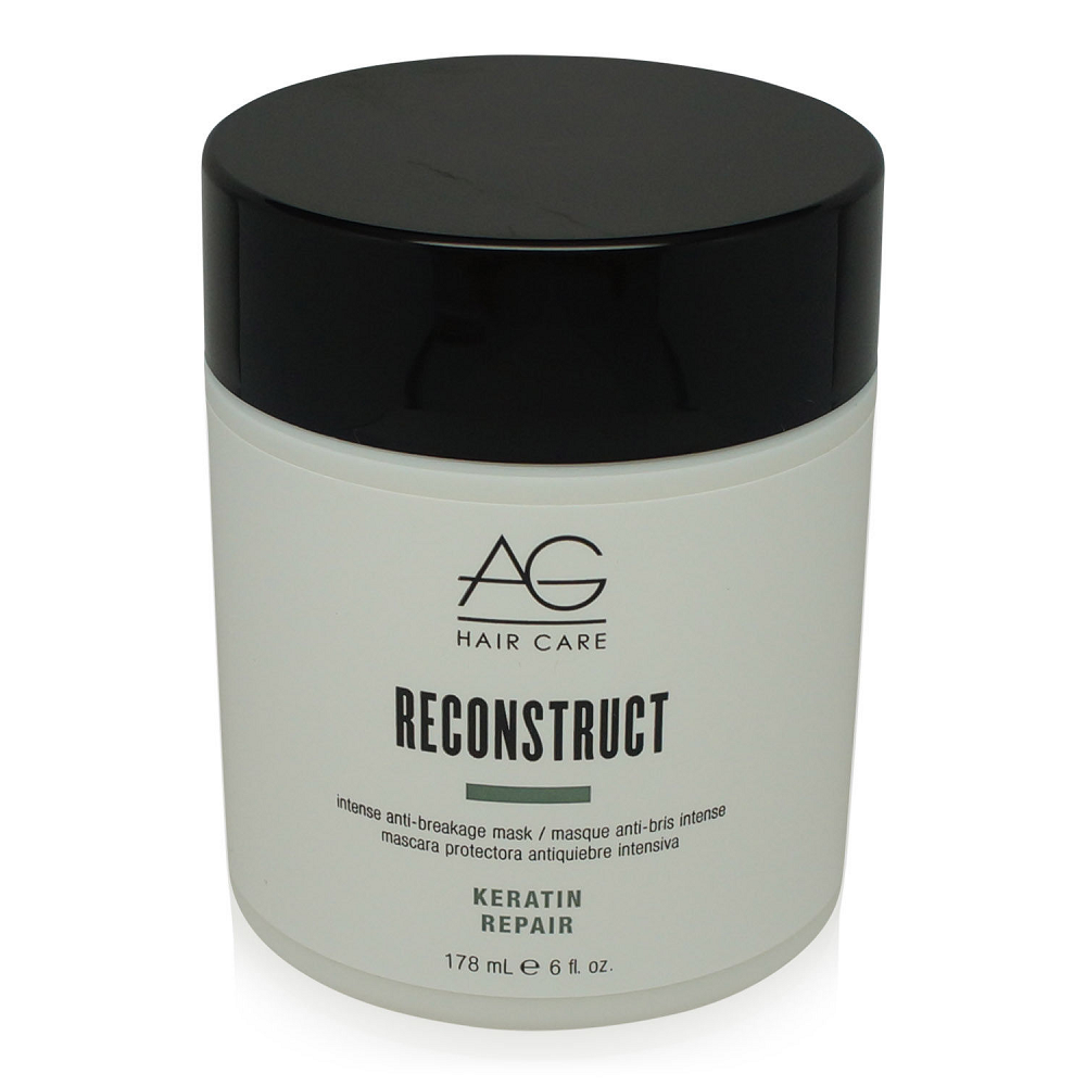 AG Hair  Reconstruct Keratin Repair Mask  Treatment for Damage Hair 6oz