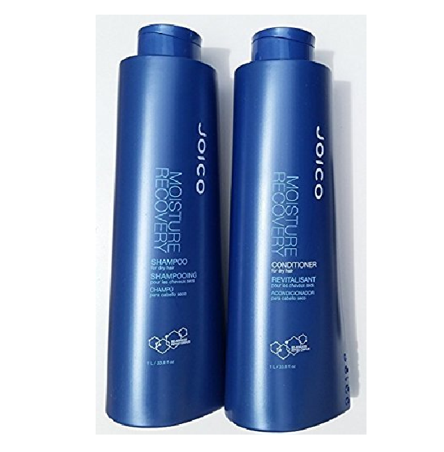 Joico Moisture Recovery Shampoo & Cond. Liter 33.8 oz. Duo