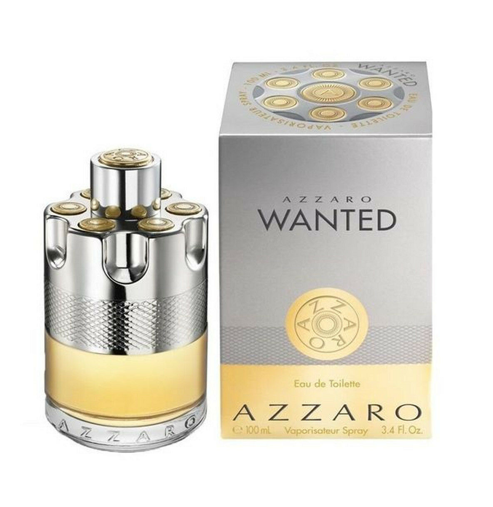 Azzaro Wanted cologne edt 3.4 oz