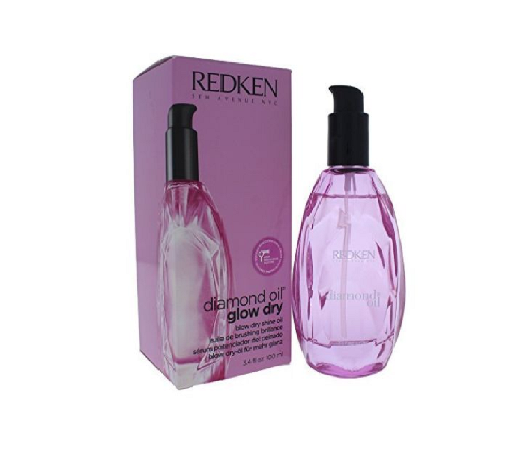 Redken Diamond Oil Glow Dry 3.4 fl oz