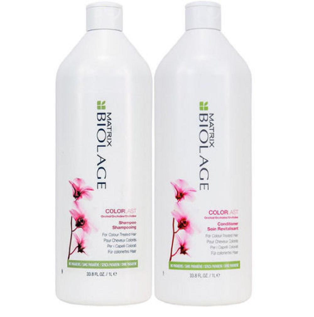 Matrix Biolage Colorlast Shampoo Conditioner 33.8 oz