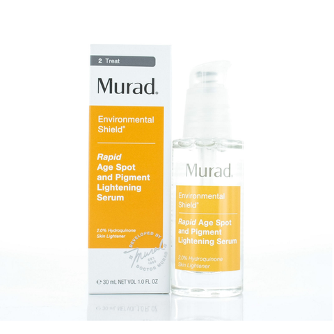 Murad Env Shield Rapid Age Spot and Pigment Lightening Serum 1oz 30ml