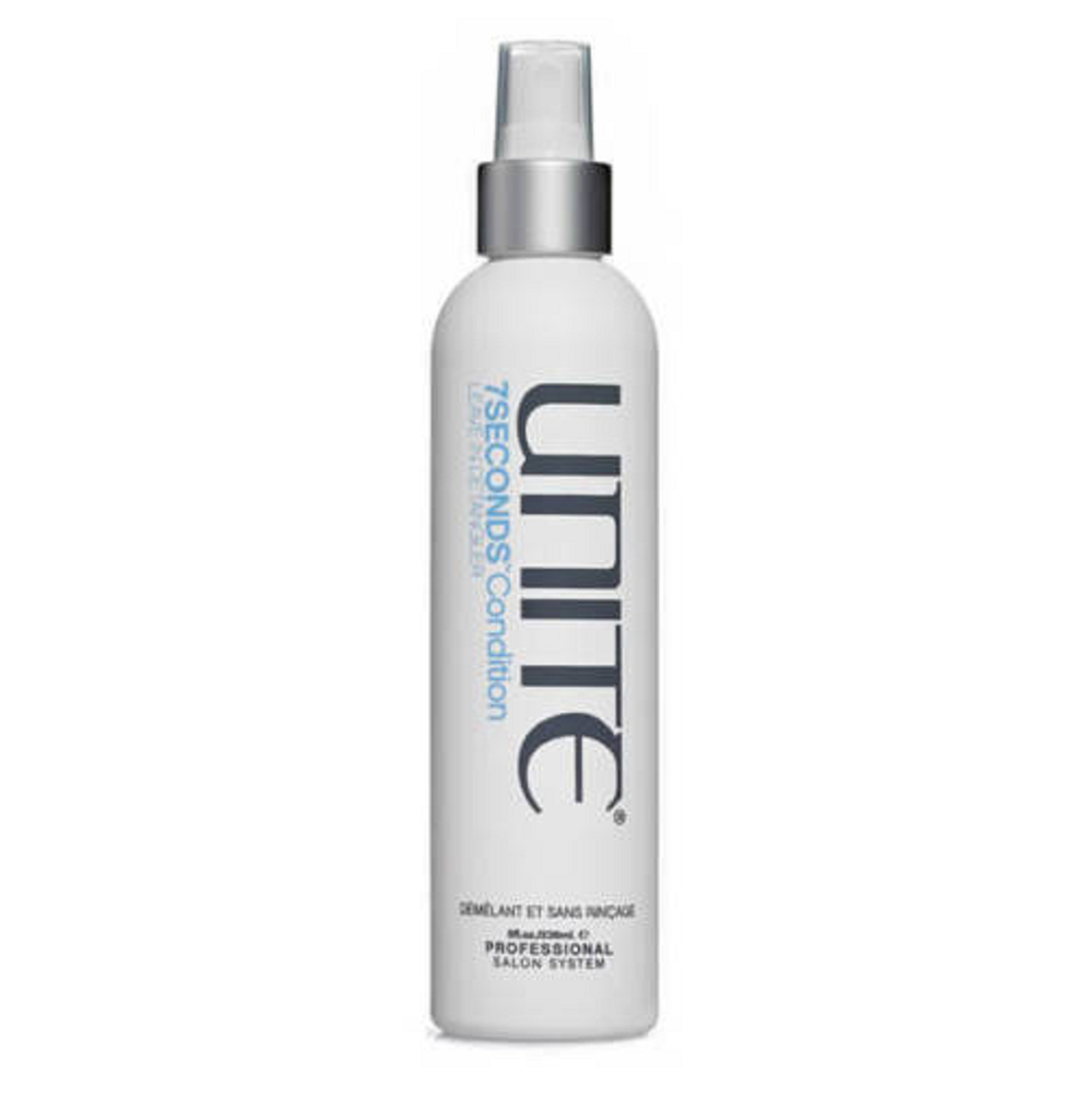 UNITE 7 SECONDS CONDITION LEAVE IN DETANGLER 8 OZ