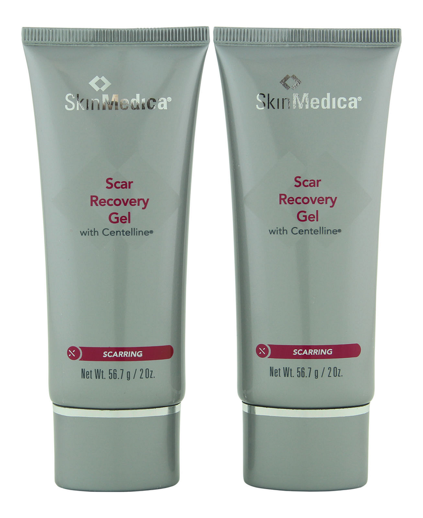 SkinMedica Scar Recovery Gel With Centelline 2 oz 2 ct