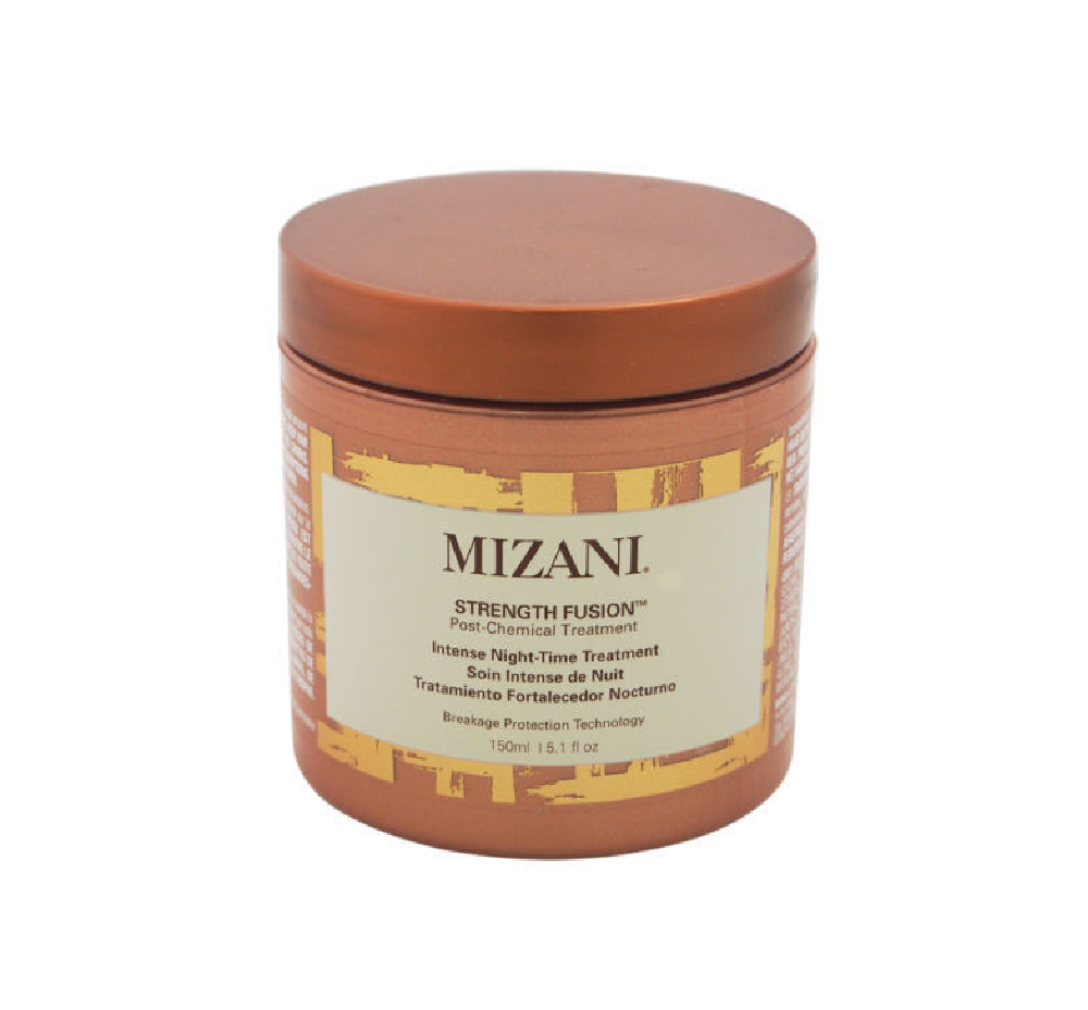 Mizani Strength Fusion Post Chemical Intense Night-Time Treatment 5.1oz