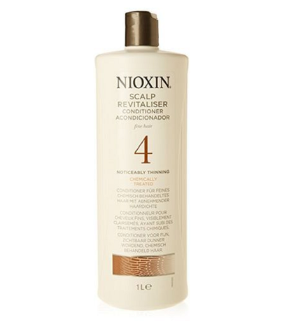 Nioxin System 4 Scalp Revitaliser Conditioner 33.8 oz