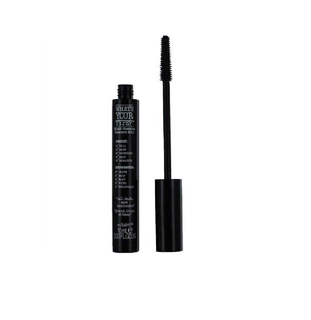 theBalm What's Your Type Tall Dark and Handsome Mascara Black