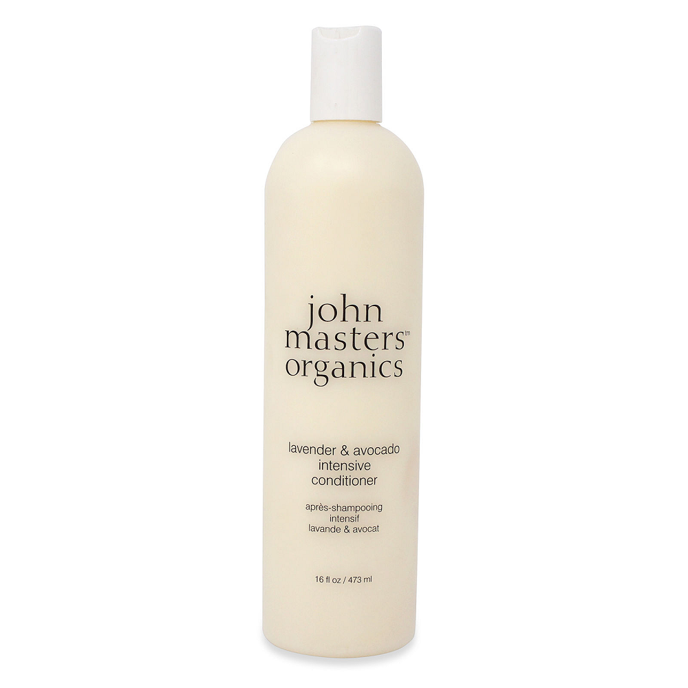 John Masters Organics Lavender & Avocado Intensive Conditioner 16 Oz