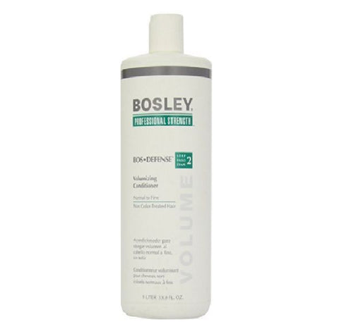 Bosley Professional Strength Bos Defense Volumizing Conditioner 33.8oz
