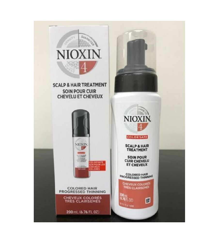 NIOXIN System 4 Scalp Treatment 6.7oz
