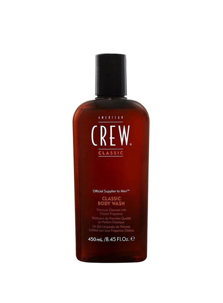 American Crew Classic Body Wash With Classic Fragrance 8.45 oz PACK OF 3