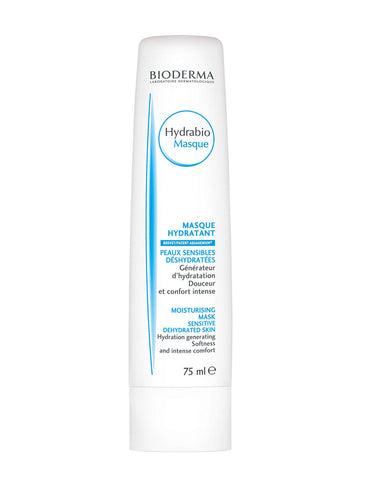 Bioderma Hydrabio Mask Provides Lasting Comfort  2.5 fl oz 75 ml