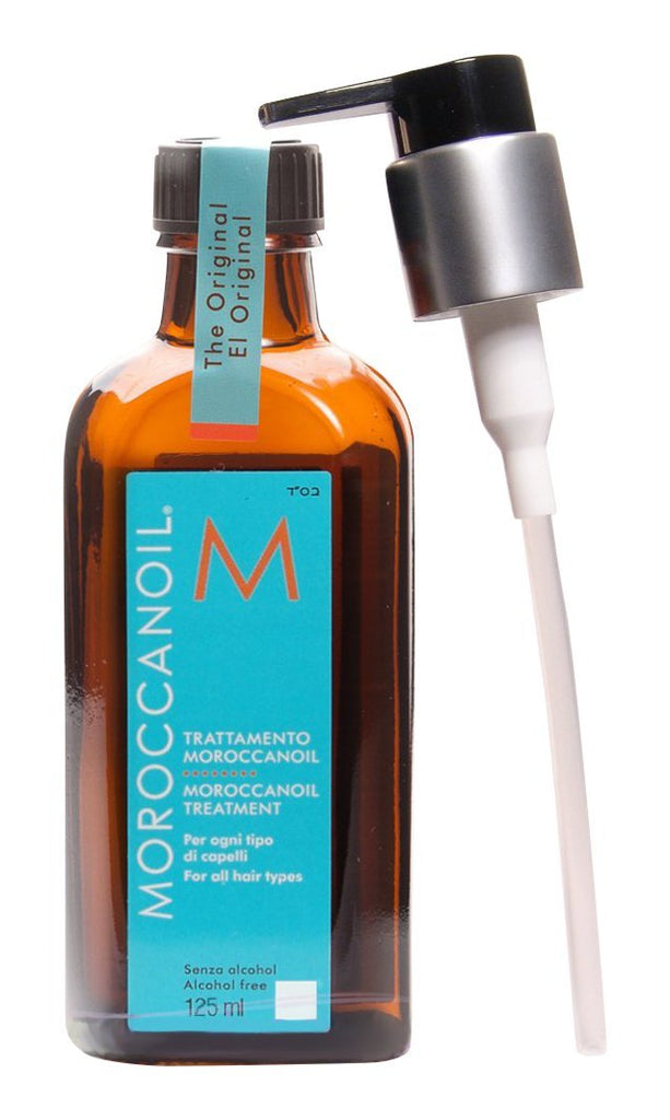 Moroccanoil Hair Treatment Bottle with Pump Bonus
