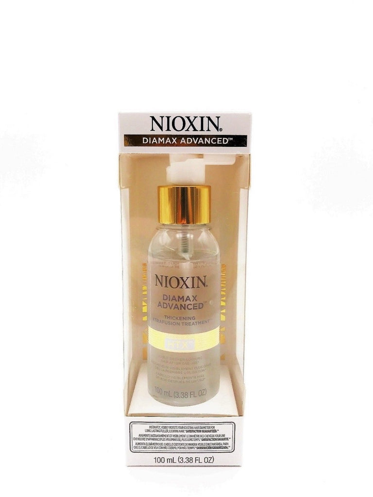 NIOXIN Diamax Advanced Thickening Treatment Gold label 3.38 Oz