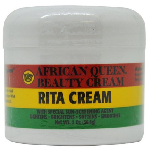African Queen Beauty Cream Rita Cream with Special Sun Screen Agent