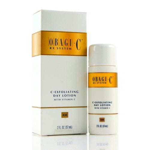 Obagi C Exfoliating Day Lotion  AM Vit C Glucosides New 2oz 57ml