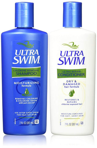 UltraSwim Dynamic Duo Repair Shampoo and Conditioner