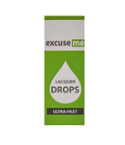 Karlash Excuse Me Nail Polish  Ultra Fast Quick Drying Drops 0.5 oz 15ml