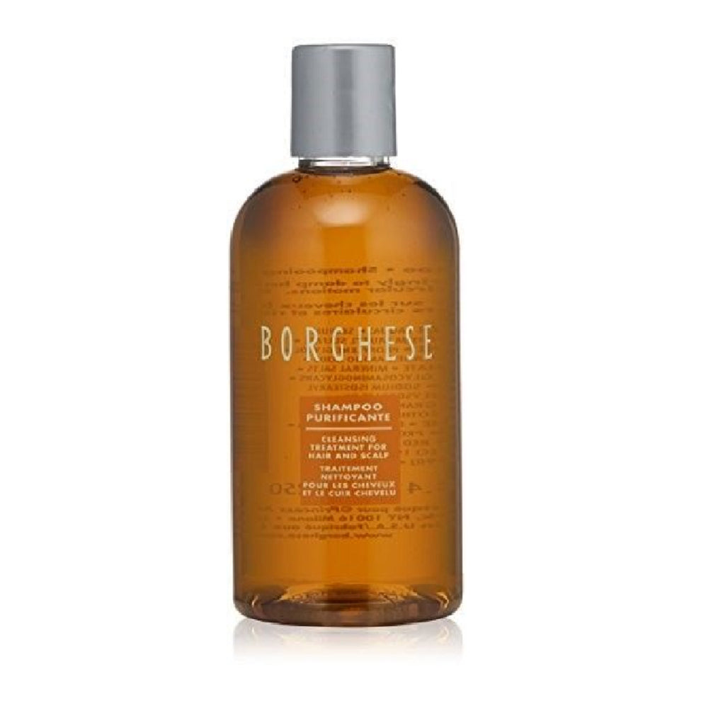 Borghese Shampoo Purificante Cleansing Treatment for Hair and Scalp 8.4 fl. Oz
