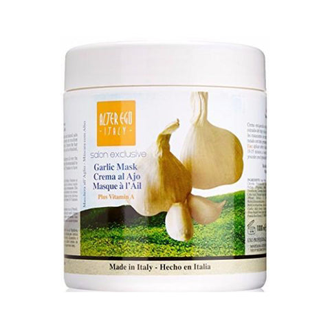 Alter Ego Garlic Hair Mask Plus Vitamin A Hot Oil Treatment 33.8 oz