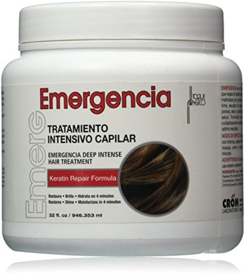 Toque Magico Emergencia Deep Intensive Hair Treatment 32 Fl. Oz.